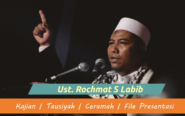Download Kajian Ust. Rochmat S Labib