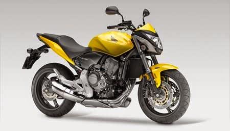 gambar Honda CB600F Hornet