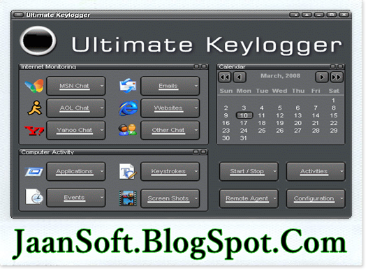 Ultimate Keylogger 2.09 For Windows Full Download