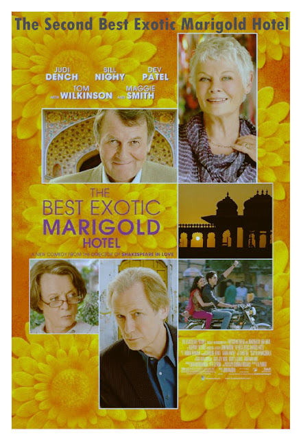 The Second Best Exotic Marigold Hotel Movie Film 2015 - Sinopsis