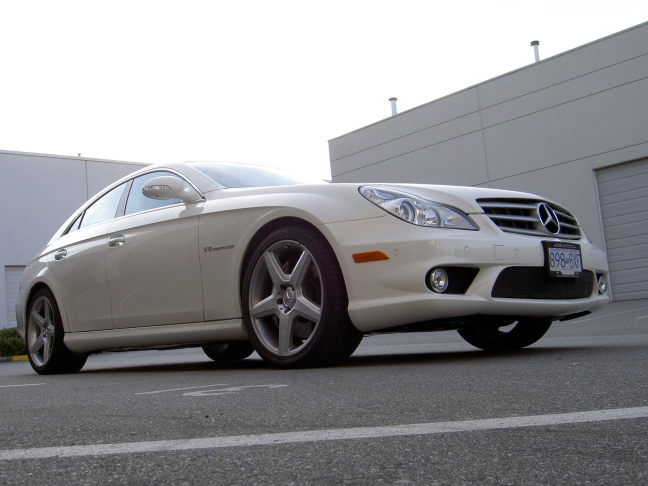 Cars world mercedes benz cls class for 2011 mercedes benz cls class