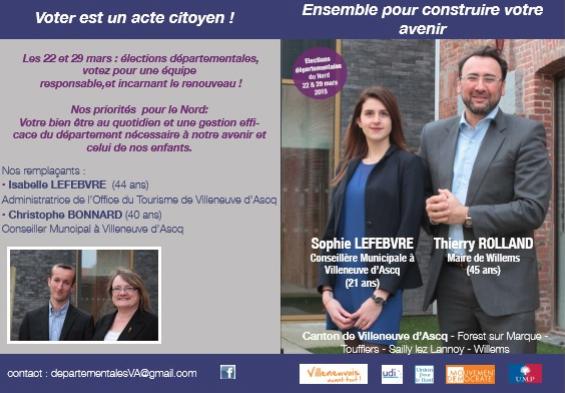 D partementales cantonales villeneuve d 39 ascq 2015 f vrier - Office du tourisme villeneuve d ascq ...