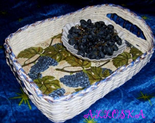 Кисть виноградная