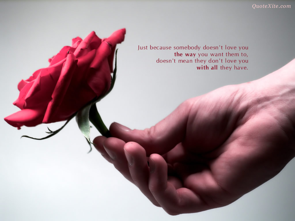 Sms with Wallpapers: Best Love Quotes Wallpapers 2014