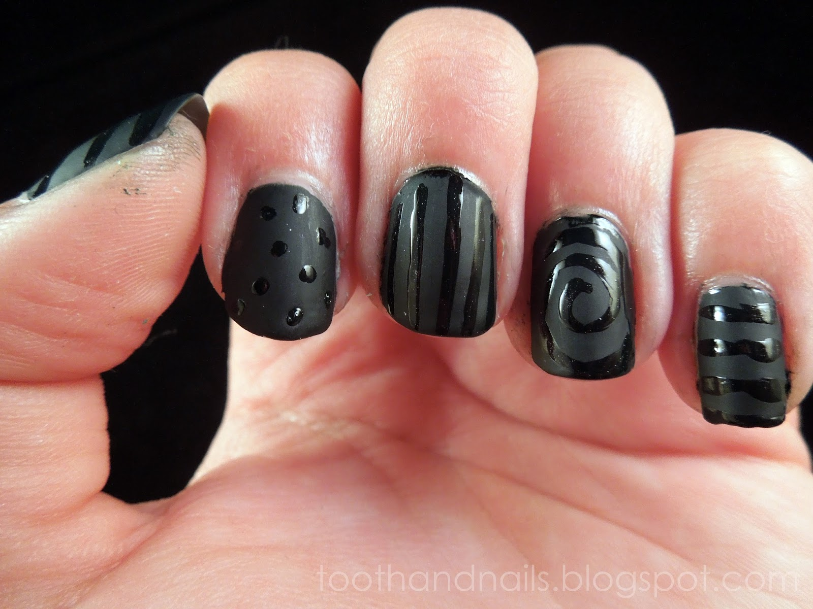 Tooth and Nails: Matte/Glossy Skittles