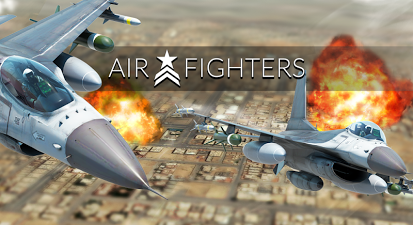 AirFighters Pro Apk v1.10 + Data Full
