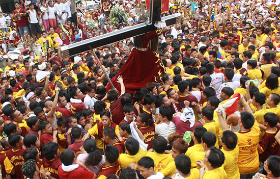 No Classes on January 9, 2016 #Walangpasok due to the Feast of the Black Nazarene