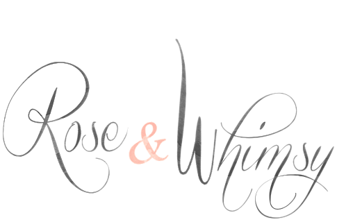 Rose & Whimsy · British Lifestyle Blog