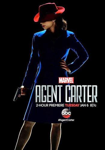 Agent Carter Temporada 1 (HDTV 720p Ingles Subtitulada) (2015)