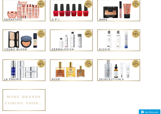 reputable online cosmetic, beauty and hair products shop
