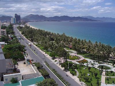Tempat Wisata Nha Trang - Vietnam