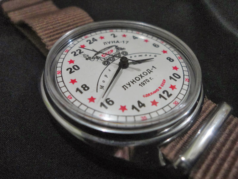 Russian Watch Paketa