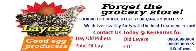WE DELIVER TO ANYWHERE IN NIGERIA