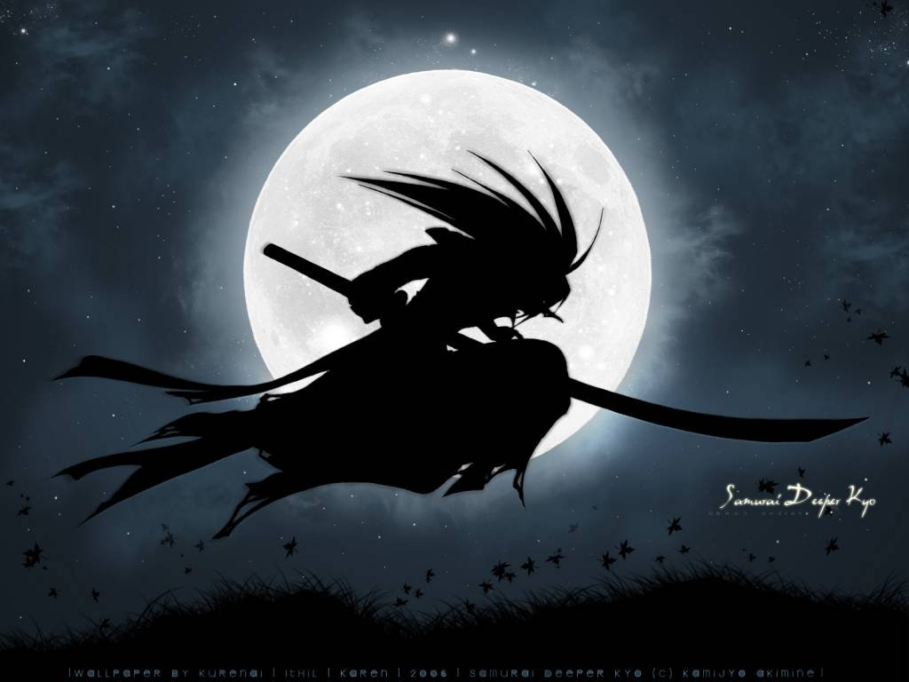 dark anime wallpaper 2012 - fancy wallpaper