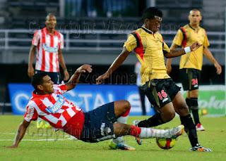 Águilas Doradas vs Atlético Junior