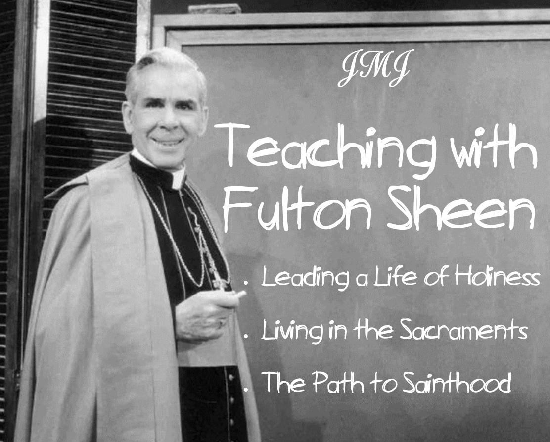 Fulton Sheen on Pinterest
