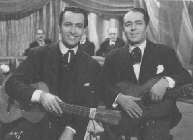 Hugo del Carril y Lito Bayardo