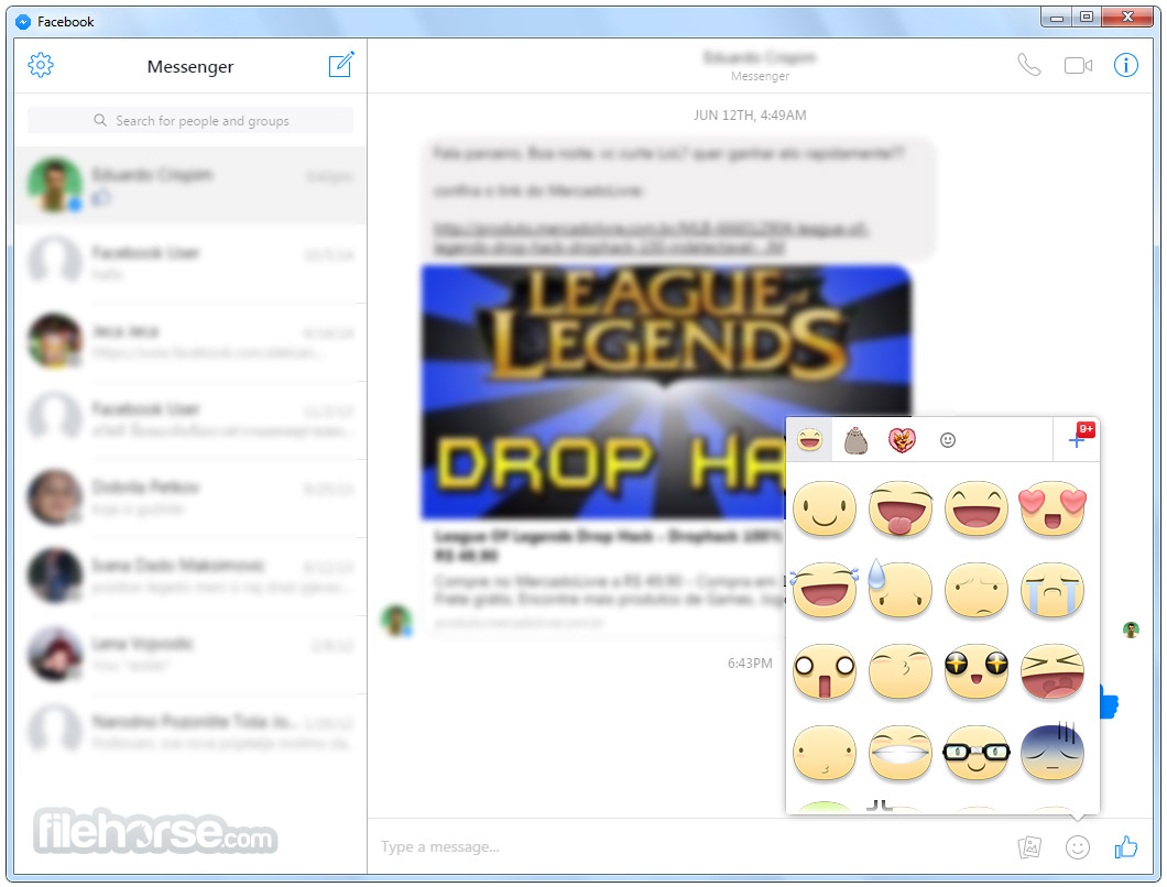 Messenger For Computer Pc All Bangladesh Sim Free Net Trick