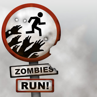 "Need motivation? Try ""Zombies, Run!"""