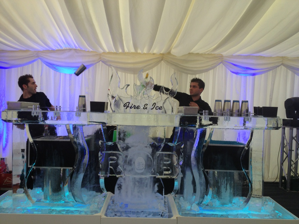 Fire Ice Themed Party Derby Cocktail Entertainment Blog
