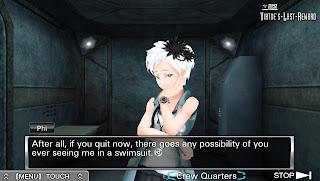 Zero Escape: Virtue's Last Reward Gameplay