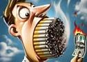 Gambar Merokok Lucu