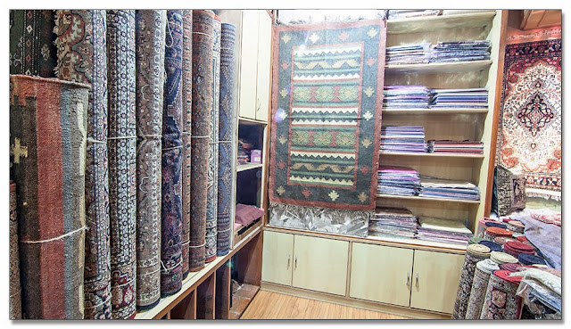 rugs showroom at world trade centre - mumbai