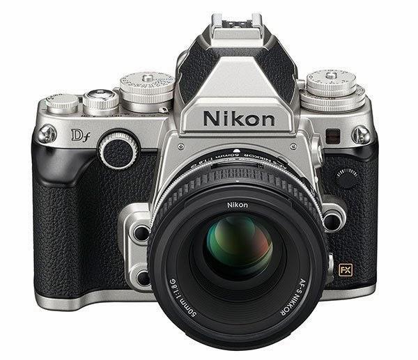 Fotografia della Nikon Df