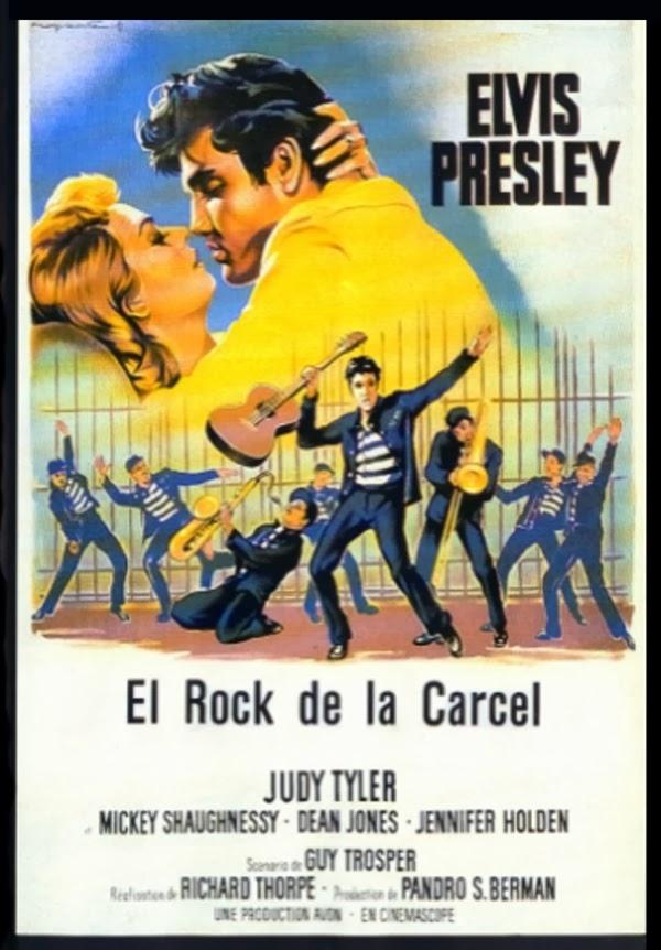 Elvis Presley: El Rock De La Cárcel (1957)