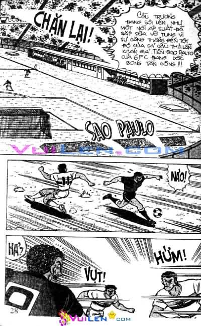 Jindodinho - Đường Dẫn Đến Khung Thành III  Tập 23 page 28 Congtruyen24h