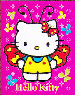 Selimut Cassamia Soft Panel Hello Kitty