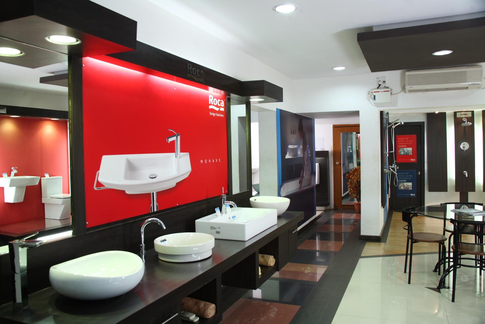 SATTAR GROUP-THE WONDERLAND OF SANITARY WAREModern Sanitary Ware Showroom