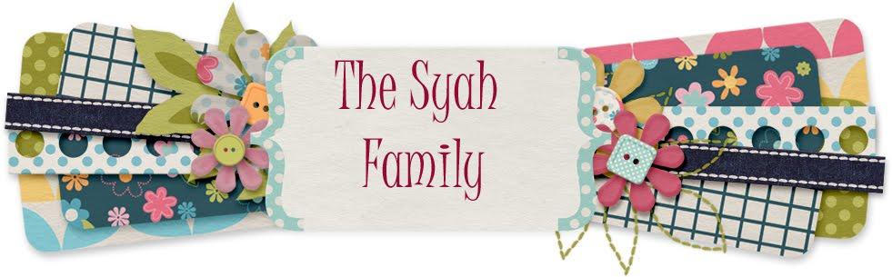 The Syah Family