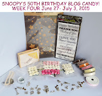 Snoopy's Candy ends Jul 3