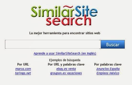B squeda eficaz en internet 10 buscadores de sitios y for Paginas web para buscar piso
