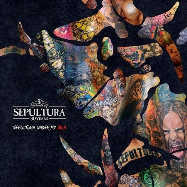 """SEPULTURA Rilis Vynil """" Sepultura Under My Skin"""" untuk Fans Peringati 30 Tahun Band"""