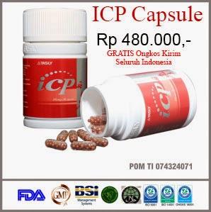 obat herbal jantung koroner ICP Capsule