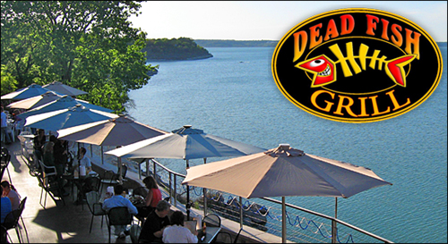 Dead fish grill deal still active for Dead fish restaurant