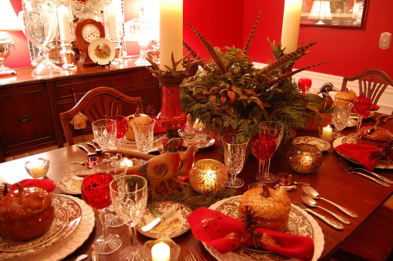 Glen Oaks Primitives Fabulous Eye Candy Tablescapes And