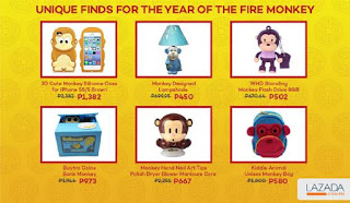 Lazada Announces Chinese New Year Sale, Get Up To 88% Off This Jan 26 to Feb 8