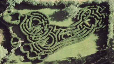 Awesome Mazes and Labyrinths Seen On www.coolpicturegallery.us