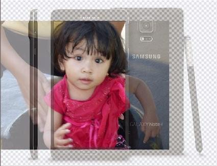Foto Keluar Dari Bingkai Dengan Photoshop