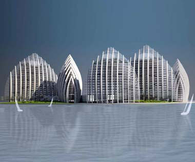 Putrajaya Waterfront Development By Studio Nicoletti U0026 Hijjas Kasturi  Associates. U201c