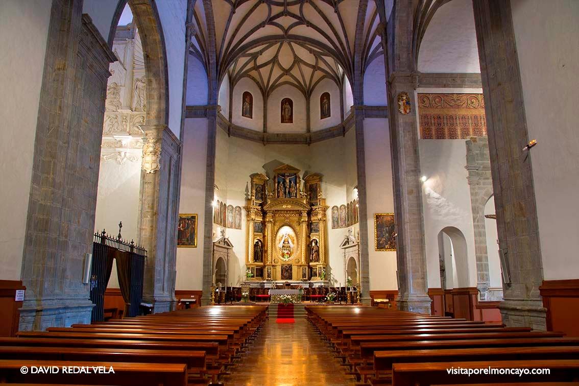 Basílica de la Virgen de los Milagros de Ágreda