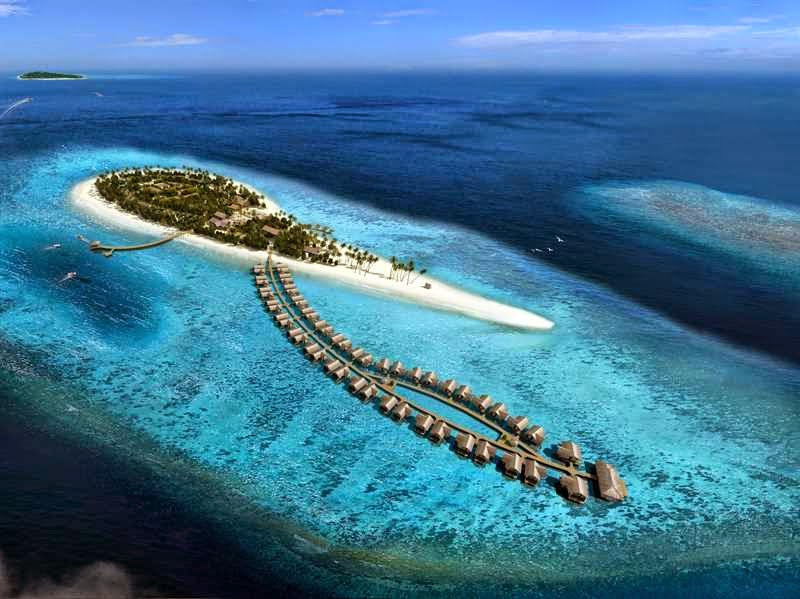 Loama Resort Maldives at Maamigili opens its doors March 2015