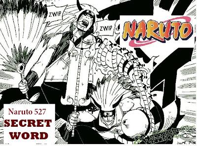 Naruto 528 Manga