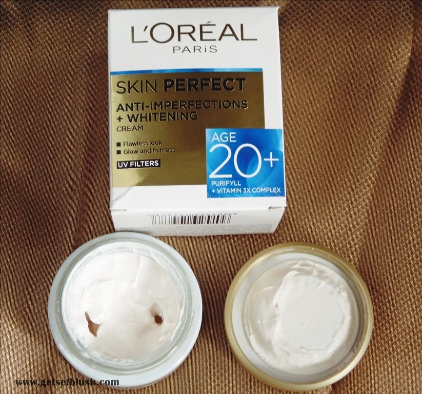L'Oréal Paris Skin Perfect 20+ Day Cream Review