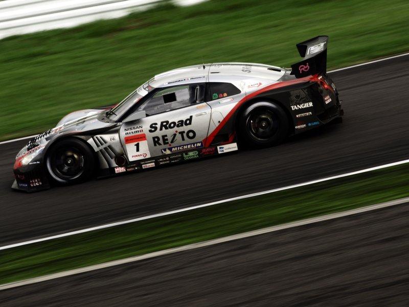 Super GT, japońska liga wyścigowa, seria, JDM, japanese, racing, Autobacs, Nissan GT-R 自動車競技