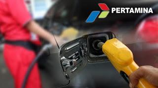 BBM Pertalite Belum Dijual di Subang