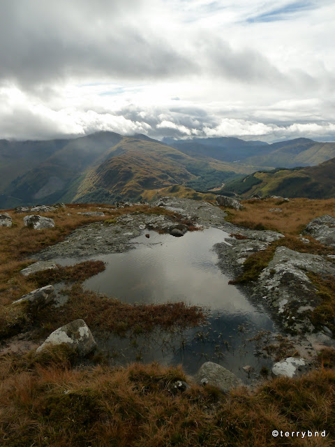 wild camping, Meall an t-Suidhe